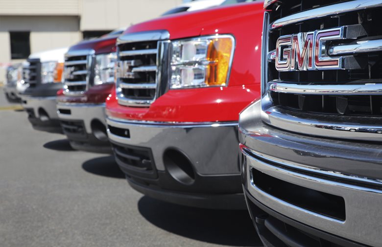 general motors of canada defence of a claim by five