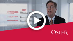 Osler Board Diversity Disclosure