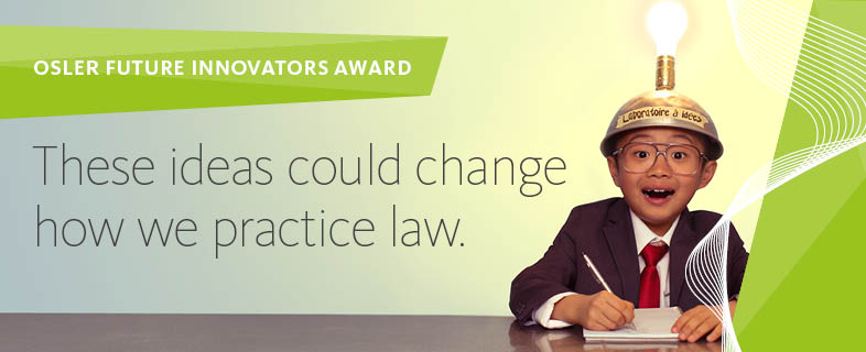 These ideas could change how we practice law.