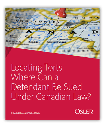 Introductory Guide to Civil Litigation in Ontario