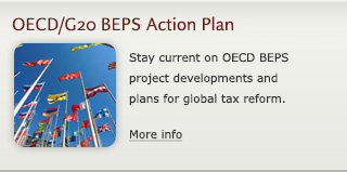 Spotlight on OECD BEPS