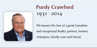 Remembering Purdy Crawford